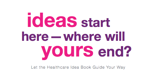 ideas start here - where will yours end